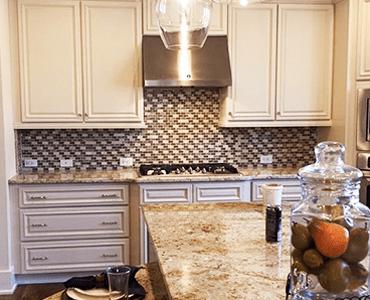 Custom Flooring Designs in Kitchen Remodeling